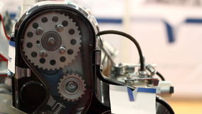 Шестерни двигателя автомобиля