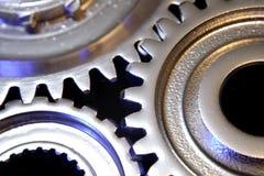 шестерни деталей Стоковая Фотография RF