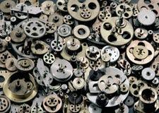 Шестерни и cogwheels стоковое изображение