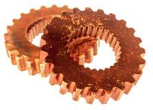 Шестерни металла Стоковые Фотографии RF