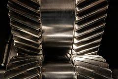 Шестерни металла Стоковое Фото
