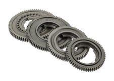 Шестерни шестерней или металла для автомобилей Стоковая Фотография