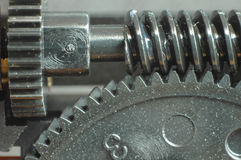 шестерни Стоковое фото RF