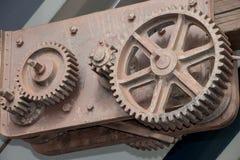 2 шестерни Стоковое Изображение RF