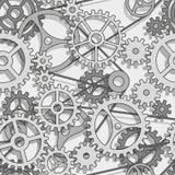 Шестерни иллюстрация вектора