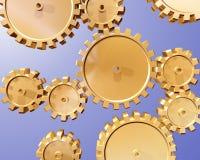 шестерни cogs Стоковая Фотография RF