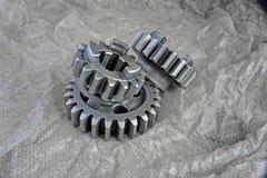 шестерни metal 3 Стоковая Фотография