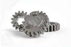 шестерни metal 3 Стоковое фото RF