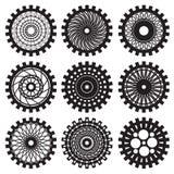 Шестерни steampunk иллюстрация вектора