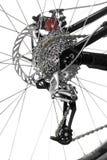шестерня велосипеда Стоковые Фотографии RF