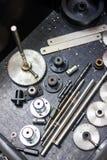 Шестерня и подшипник для машины Стоковое Изображение RF