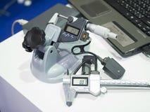 Шестерня осмотра автомобильная стальная Стоковые Фотографии RF