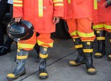 Шестерня пожарного Стоковое Изображение