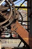 шестерня ржавая Стоковые Фотографии RF