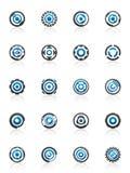 шестерня элементов конструкции cog Стоковая Фотография