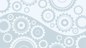 шестерня 02 cogwheels Стоковое Изображение RF