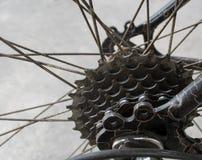 Шестерня Bikecycle Стоковое Изображение