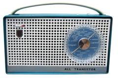 шестидесятые годы радио Стоковая Фотография