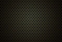 Шестиугольная картина иллюстрация штока