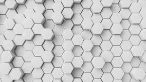 шестиугольная решетка 4K бесплатная иллюстрация