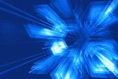 шестиугольники Иллюстрация штока