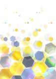 шестиугольник Стоковые Изображения RF