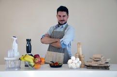 Шеф-повар дилетанта Стоковое Фото