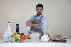 Шеф-повар дилетанта Стоковая Фотография RF