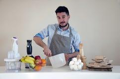 Шеф-повар дилетанта Стоковое Изображение RF