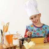 шеф-повар немногая Стоковое Изображение