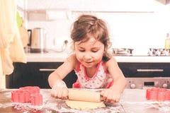 шеф-повар счастливый немногая Стоковое фото RF