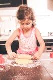 шеф-повар счастливый немногая Стоковые Фотографии RF