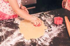 шеф-повар счастливый немногая Стоковые Изображения RF