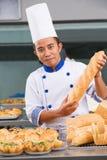 шеф-повар хлебопека стоковое изображение