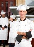 шеф-повар Стоковое Фото
