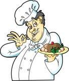 шеф-повар иллюстрация штока
