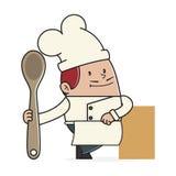 Шеф-повар Стоковые Фото
