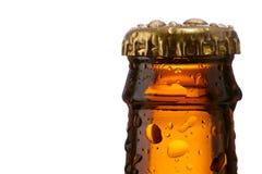 шея бутылки пива Стоковые Изображения