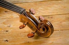 Шея скрипки стоковое фото rf