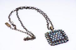 шея jewellery Стоковое фото RF