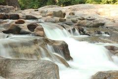 Шелковистая вода Стоковая Фотография