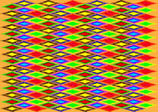 Шелк узбека вектора Стоковое Изображение RF