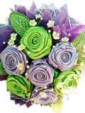 Шелк цветет букет Стоковая Фотография