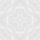Шикарная безшовная картина вектора, wedding оборачивать Стоковое Изображение