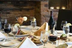 шикарная домашняя еда Стоковое Фото