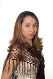 шикарная женщина Стоковое фото RF