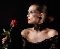 Шикарная женщина Стоковая Фотография
