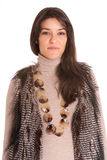 Шикарная молодая женщина Стоковое Изображение RF