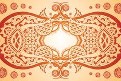 шикарная симметрия Стоковые Фото