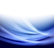 шикарное предпосылки голубое Стоковая Фотография
